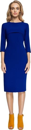 Niebieska sukienka Style