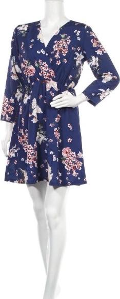 Niebieska sukienka Styleboom