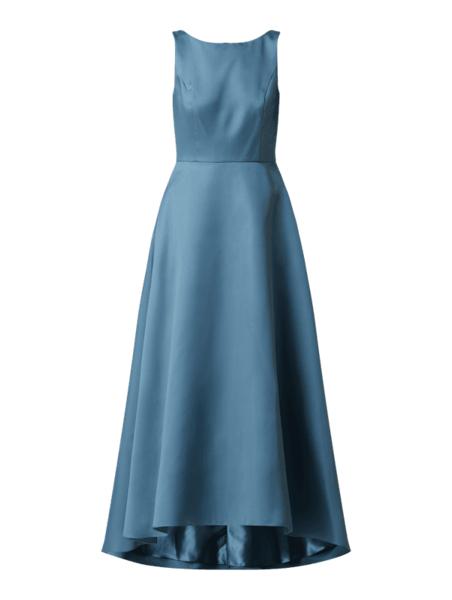 Niebieska sukienka Vera Mont maxi