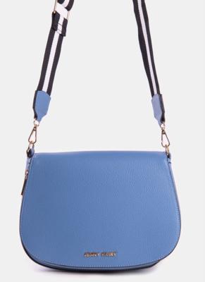 Niebieska torebka DeeZee na ramię