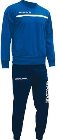 Niebieski dres Givova