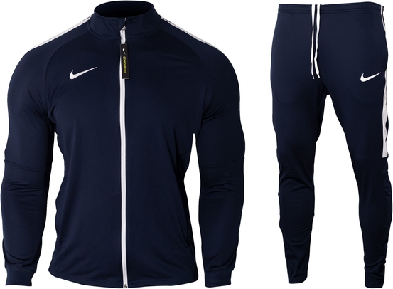 Niebieski dres Nike