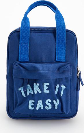 Niebieski plecak Reserved