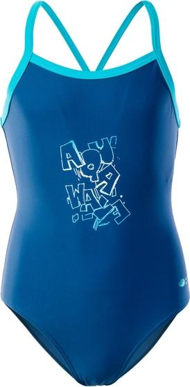 Niebieski strój kąpielowy Aquawave