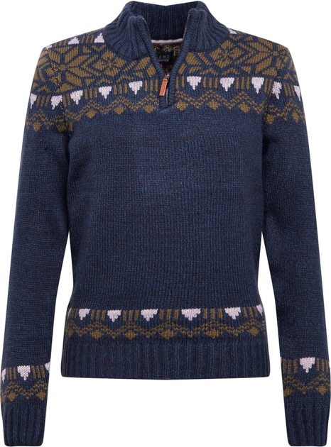 Niebieski sweter Blend