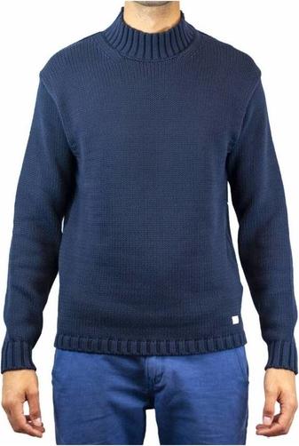 Niebieski sweter C.P. Company w stylu casual