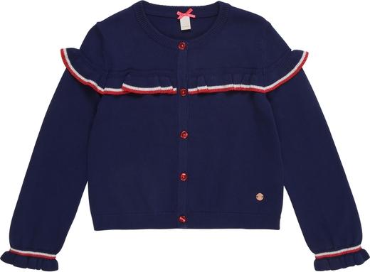 Niebieski sweter Esprit
