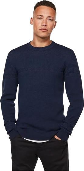 Niebieski sweter G-star