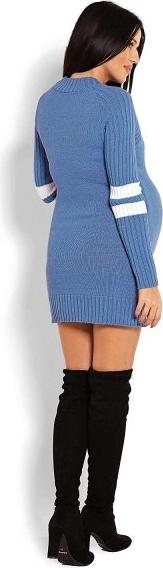 Niebieski sweter Inne