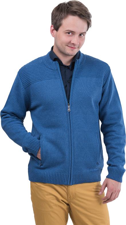 Niebieski sweter M. Lasota
