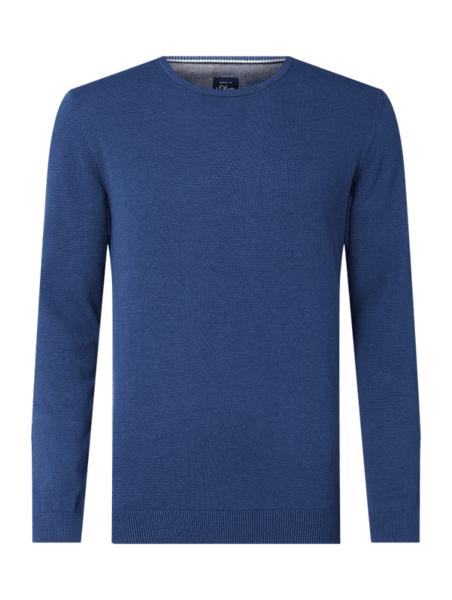 Niebieski sweter S.Oliver Red Label w stylu casual