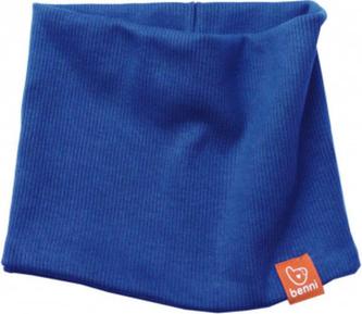 Niebieski szalik dziecięcy Benni