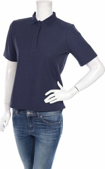 Niebieski t-shirt Mo Casual