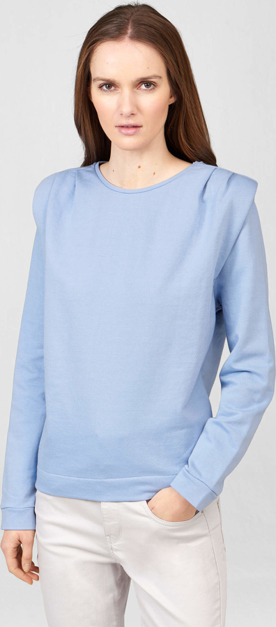 Niebieski t-shirt ORSAY