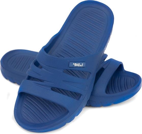 Niebieskie buty dziecięce letnie Aqua-Speed