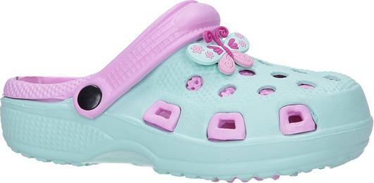 Niebieskie buty dziecięce letnie Casu