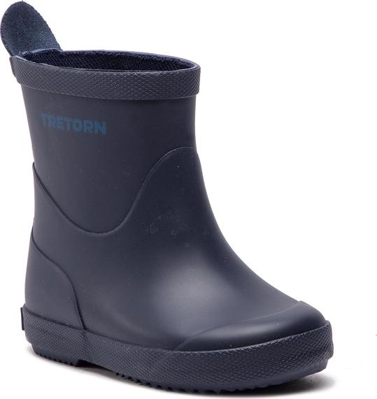 Niebieskie buty dziecięce letnie Tretorn