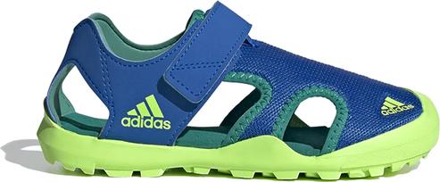 Niebieskie buty sportowe dziecięce Adidas