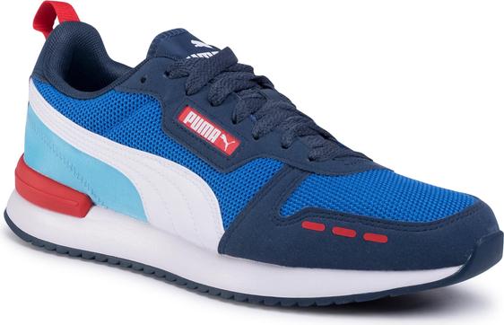 Niebieskie buty sportowe eobuwie.pl