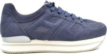 Niebieskie buty sportowe Hogan