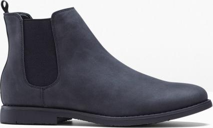 Niebieskie buty zimowe bonprix bpc bonprix collection