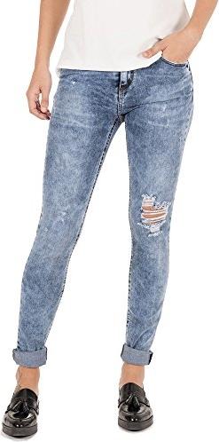 Niebieskie jeansy Capitán Denim