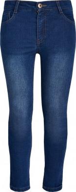 Niebieskie jeansy dziecięce Endo