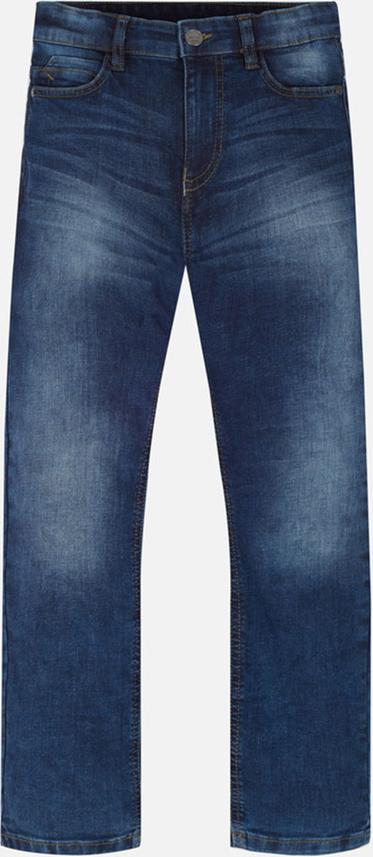 Niebieskie jeansy dziecięce Mayoral