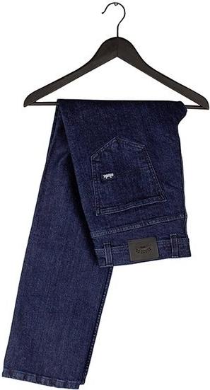 Niebieskie jeansy Elade