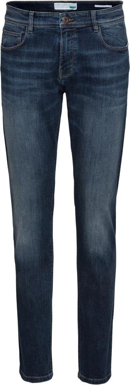 Niebieskie jeansy Esprit z jeansu