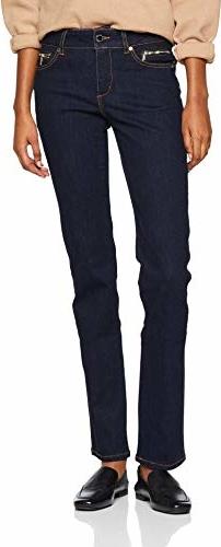 Niebieskie jeansy Morgan w street stylu