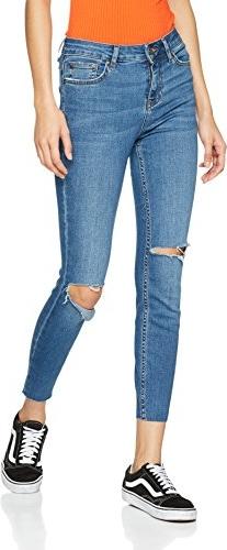 Niebieskie jeansy new look