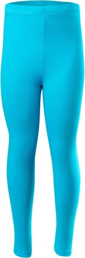 Niebieskie legginsy dziecięce Rennwear