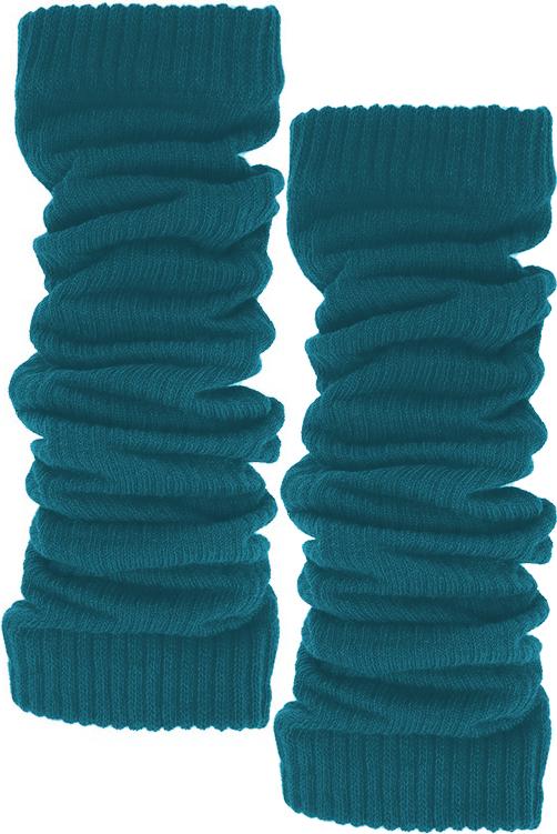 Niebieskie legginsy dziecięce Sówka.net.pl dla dziewczynek z bawełny