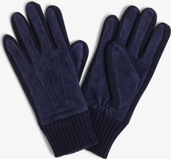 Niebieskie rękawiczki Otto Kessler