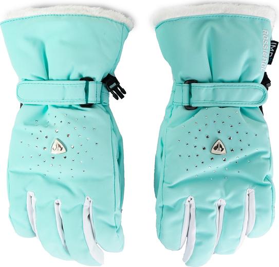 Niebieskie rękawiczki ROSSIGNOL