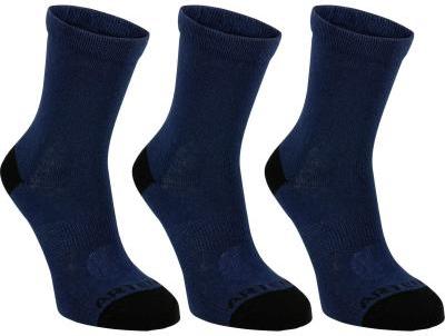 Niebieskie skarpetki Artengo dla chłopców