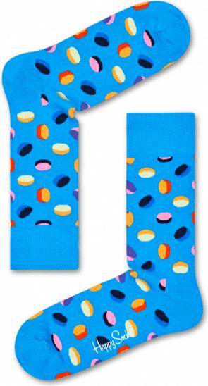 Niebieskie skarpetki Happy Socks
