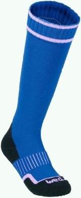 Niebieskie skarpetki WED'ZE