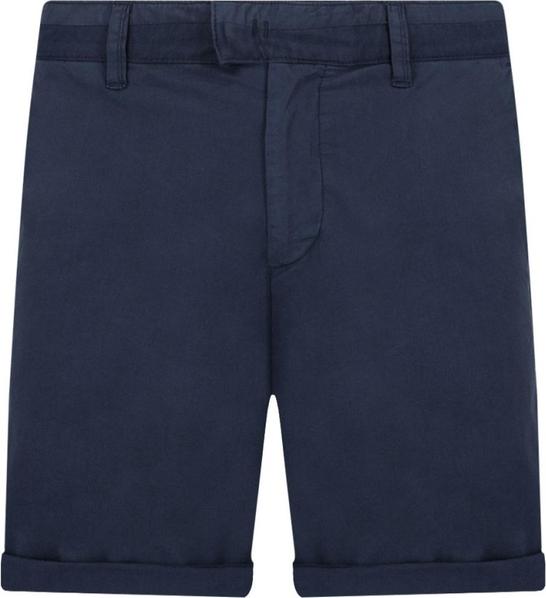 Niebieskie spodenki Marc O'Polo w stylu casual