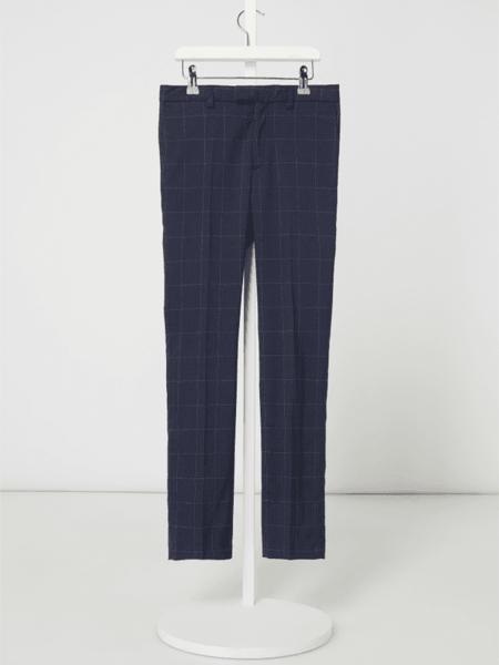 Niebieskie spodnie dziecięce G.o.l.
