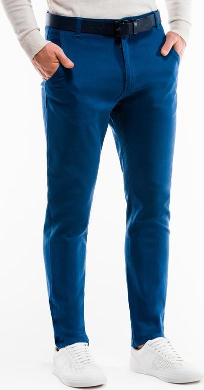 Niebieskie spodnie Edoti