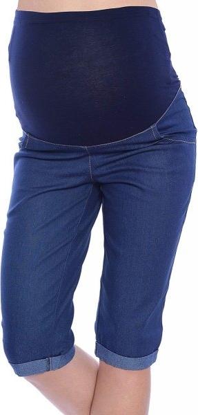Niebieskie spodnie Mijaculture z bawełny