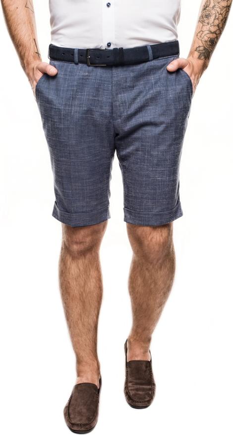 Niebieskie spodnie Recman
