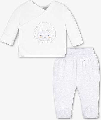 Odzież niemowlęca Baby Club z bawełny dla dziewczynek