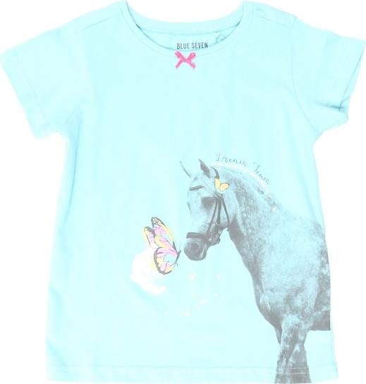 Odzież niemowlęca Blue Seven dla dziewczynek z dżerseju