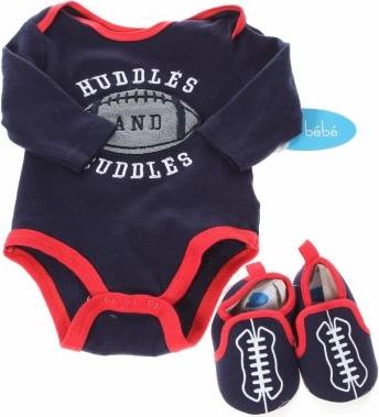 Odzież niemowlęca Bon Bebe