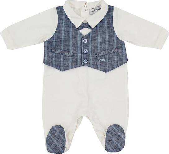 Odzież niemowlęca Emporio Armani dla chłopców