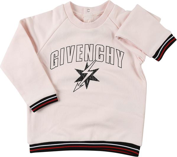 Odzież niemowlęca Givenchy z bawełny