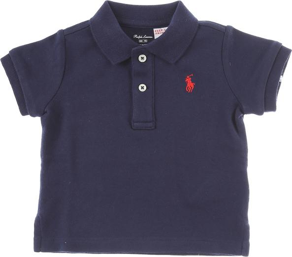 Odzież niemowlęca Ralph Lauren dla chłopców